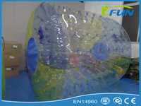 Inflatable water walking ball/water sphere/human water bubble ball