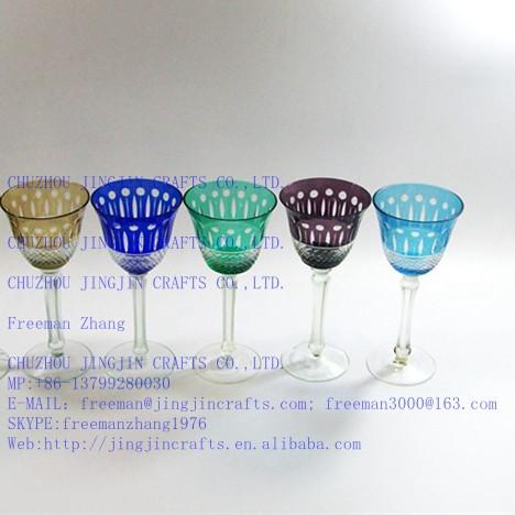 2019 novo corte da mão de beber suco de copo copo de vidro para casa
