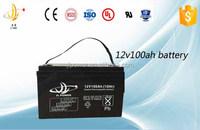 JL factory 12v100ah rechargeable Valve regulated deep cycle life lead acid gel /agm batteries 12v100ah AGM battery