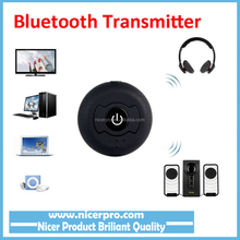 Multi-point Bluetooth 4.0 A2DP Wireless Audio Bluetooth Transmitter Music Stereo adapter for TV Smart PC DVD