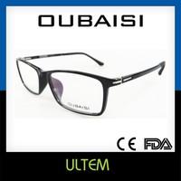 Wholesaler Worthful Personality Ultem Optic Frame Glasses No.P1826