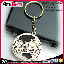 Made in china cheap fashion gift keychain promotional