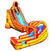 inflatable big water slides for sale