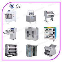 Pita Bread Baking Equipments/ Production Line/ Commercial Bread Making Machines