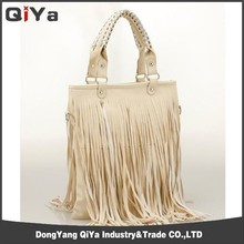 Leather Tassels for Lady China Handbag Manufacturers