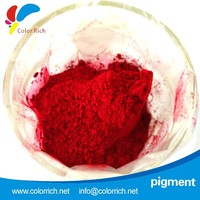 On sale best price colors paint red pigment chemical powder coating automotive paint