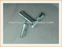 Precise steel long Insert knurled Nut made in China