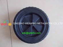 10'' Solid Rubber Wheel For Hand Trolley /Tool Cart