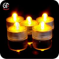 2016 China Novelties Flameless Tea Led Candle Christmas Lights