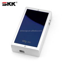 New Innovation 2015 hottest design famous brand SMY 260w strong power box mod smy260 vapor mod, smy 260