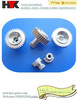 small aluminum alloy gears