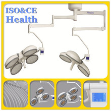 clinic double heads lamp