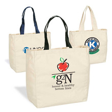 high quality new design custom printed ladies shoulder tote jumbo shopping cotton cloth carry bag