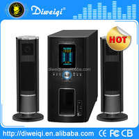 High end 3.1Professional multimedia speaker system manufactures With USB/SD/FM/Remote