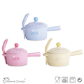 Kids Soup Bowl with cover and spoon