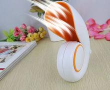 Hand Held USB Portable Mini Bladeless Fan Super Mute Conch Turbo Small Desk Fan