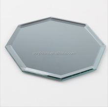 Clear Acrylic/Plastic table mirrors, Great for Wedding Centerpieces