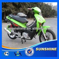 SX110-5D Best Selling 110CC Cub Motorbike In South America