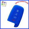 silicone car key protective case for hyundai