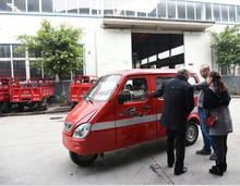 2015 new energy water cooled hot sale passenger tuk tuk three wheel bajaj with CCC certificate