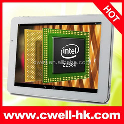 Ramos i9 Intel Z2580 Dual Core Tablet PC 8.9 Inch IPS Screen Android 4.2 2GB RAM 16GB White Intel Tablet