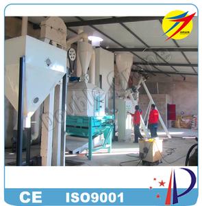 Главная бизнес Малый поток завод по производству корма линия (0.8-1.3T / H)