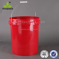 Cheap 20 liter plastic drums with lid in China