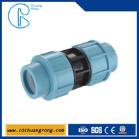 IRRIGATION FITTINGS PP Compression Fitting