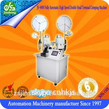 de un solo núcleo de alambre eléctrico de prensa terminal fabricante de maquinaria de