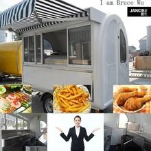 2014 Hot Sale China Mobile Food Cart with Frozen Yogurt Machine JC-1175A