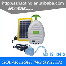 IS-1341S solar power system 5W factory solar kits and home solar system