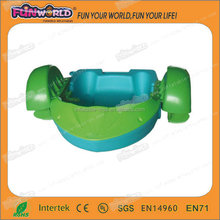 new design cheap electric inflatable kids paddle boat for sale