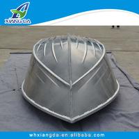 2015 new style aluminum hull v-bottom boat