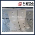 Alumínio perfil ângulo acessórios