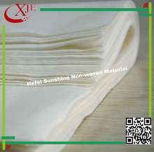 Factory Cost 100% Virgin Wood Paper Pulp with Disposable Use