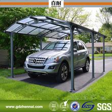 High quality polycarbonate canopy for car/carport skylight roof sheet