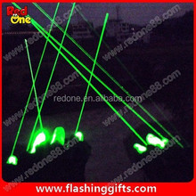 flashing rave gloves party supplies Green laser gloves led rave laser gloves