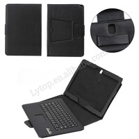 Classic Black Hot 12.2 inch Tablet Case With Keyboard For Samsung Note Pro P900,Keyboard Case For Samsung P900