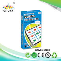 New product OEM quality board game toy in many style tic tac toe
