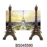 High Class Luxury Material Eiffel Tower Photo Frame discount wholesale