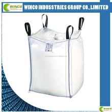 Side - seam loop loop option( lifting) 1000kg bulk big bag with pe liner gc01