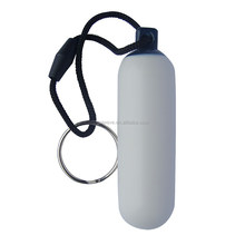 Eco friendly PVC floating keychain,plastic keyring,floating key chain