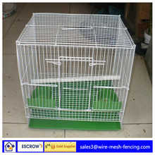 Alibaba China professional supplier low price high quality wire gauge foldable wire dog cage factory direct price