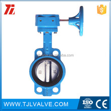wafer type butterfly valve 4 nibco wd30103 butterfly valve w/ handle wafer type ductile iron 250 cwp psi din/ansi/jis water