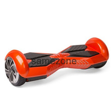 Personal transport vehicle two wheel self balancing electric unicycle scooter