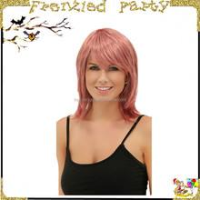 wholesale Light Pink Rocker Layers Women Wig FGW-1003