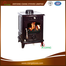 cast iron solid fuel stove multi-fuel fireplace