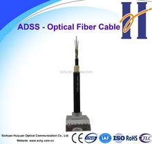 Electric cable -ADSS all dielectric non-metallic 144 core fiber optical cable