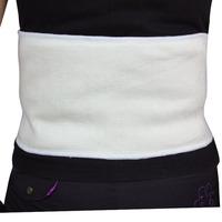 OEM elastic knitting waist support back guard