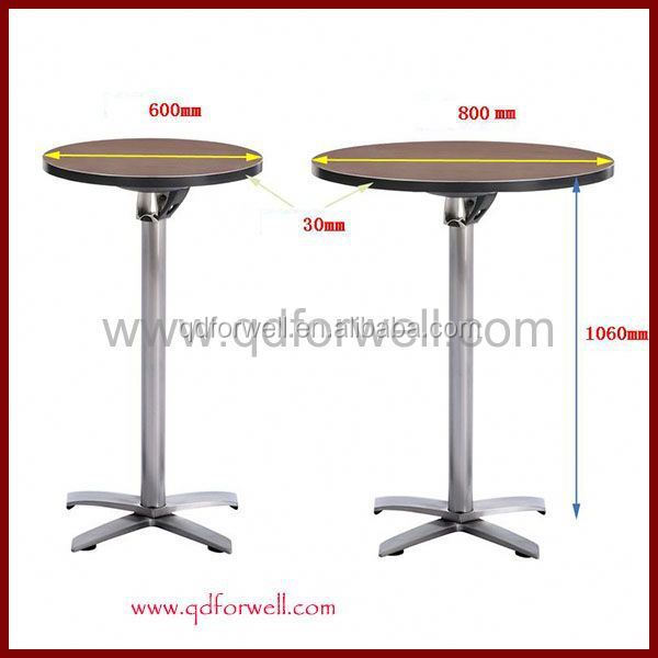 High quality home furniture bar tables and chairs for rent